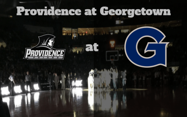Game Notes & Preview: Providence (17-11, 8-7) at Georgetown (15-11, 5-10) 2/24/18